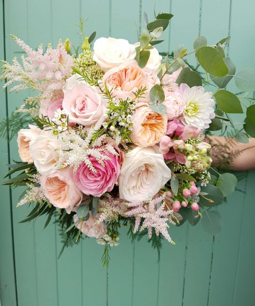 BIG-bouquet-garden-roses-astilbe
