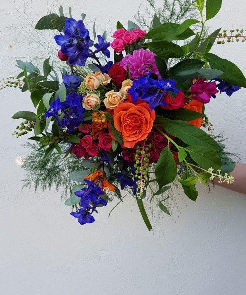 Larkspur-Wedding-Florist-Cambridge-QUIRKY