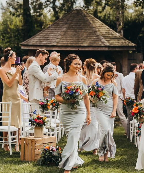 South-Farm-colourful-bouquet-Outdoor-wedding-Larkspur-Floral-Design-Florist-Cambridge-UK